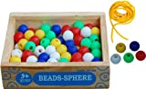#6: Little Genius Beads - Sphere (Set of 100 Pieces)