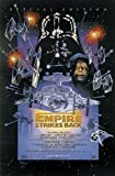 Star Wars Poster The Empire Strikes Back (68,5cm x 101,5cm) + Ü-Poster