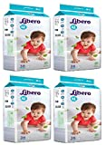 #10: Libero Open Extra Large Size Diaper - 144 Counts