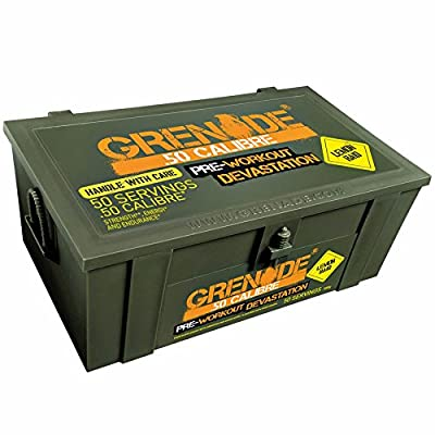 Grenade 50 Calibre Pre Workout by Grenade