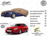 Volga Extra Heavy Duty Car Body Cover For Chevrolet Cruze Life Time Quality