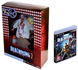 Dead Rising 2 - édition outbreak collector (B003VWDIOO) | Amazon price tracker / tracking, Amazon price history charts, Amazon price watches, Amazon price drop alerts