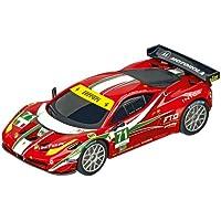 Carrera - Coche GO 143 Ferrari 458 Italia GT2 AF Corse, No.71, escala 1:43 (20061277)
