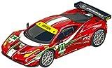 Carrera - Coche GO 143 Ferrari 458 Italia GT2 'AF Corse, No.71', escala 1:43 (20061277)