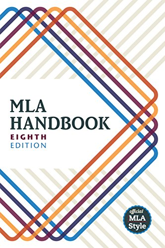 MLA Handbook : Rethinking Documentation for the Digital Age