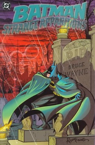 Batman: Strange Apparitions by Steve Englehart (December 01,1999)