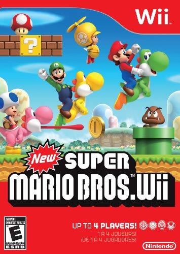 New Super Mario Bros. Wii [US Import]