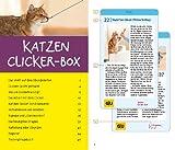 Katzen Clicker-Box gelb 12 x 3,5 cm (GU Tier-Box) - 8
