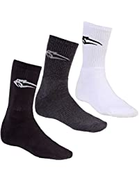 SMILODOX Socken für Herren und Damen | Sportsocken für Sneaker, Fitness, Alltag & Freizeit | Unisex und Onesize (39-45)