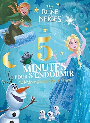 La Reine des Neiges : 12 histoires avec Elsa et Anna