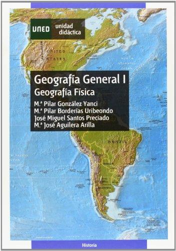 Geografía General I (Geografía Física) (UNIDAD DIDÁCTICA)