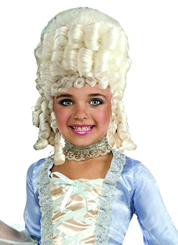 Perücke für Kinder - Marie (Perücke Kind Marie Antoinette)