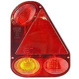 Scheinwerfer für Anhänger Radex rechte Hand für Ifor Williams & Indespension TR221 Lampe