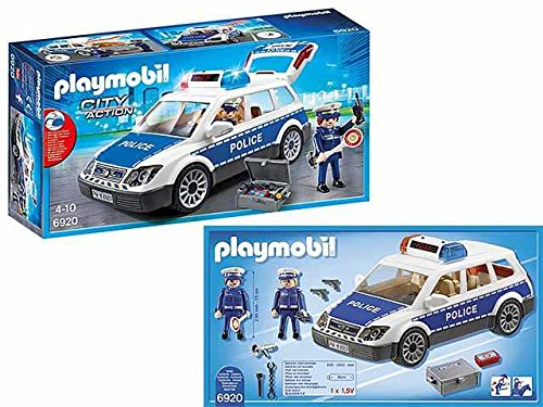 PLAYMOBIL Auto Polizei Spiel Idee Geschenk # AG17