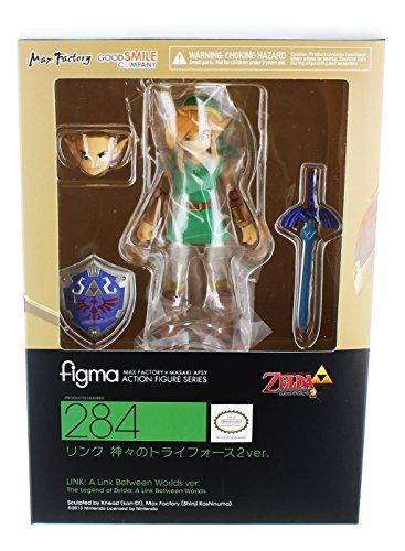 "Preisvergleich Produktbild Legend of Zelda: A Link Between Worlds Link 4.5"" Figma Action Figure"