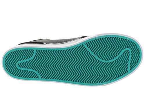 Nike , Herren Sneaker BLACK/GREEN/WHITE