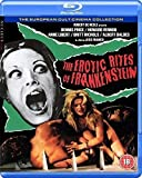 The Erotic Rites of Frankenstein [DVD] [Blu-ray] [Region Free]