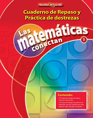 Math Connects, Grade 1, Real-World Problem Solving Readers Package (Spanish) (Elementary Math Connects) por McGraw-Hill Education