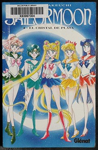 El cristal de plata (Sailormoon) por Naoko Takeuchi