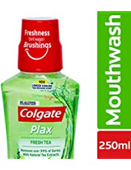 Colgate Plax Fresh Tea Mouthwash - 250 ml