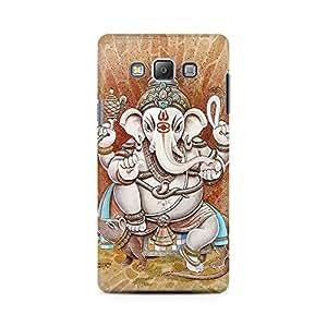 RAYITE Ganesha Premium Printed Mobile Back Case Cover For Samsung Grand Prime G5308