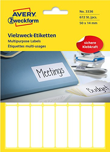 avery-zweckform-3336-vielzweck-etiketten-papier-matt-672-klebeetiketten-50-x-14-mm-28-blatt-weiss