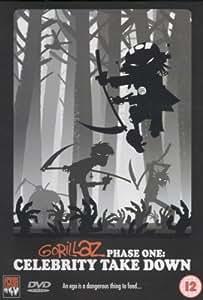 Gorillaz : Phase One, Celebrity Take Down [Inclus un CD-Rom]