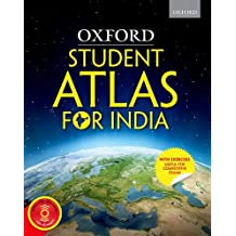 Oxford Student Atlas for India with exercises useful for Competitive Exams (Old Edition)