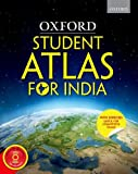 Oxford Student Atlas for Competitive Exams (Old Edition)