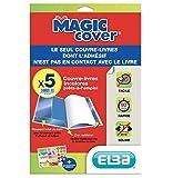 Elba 400008903 Buchschoner'Magic Cover', Inhalt: 5 Blatt