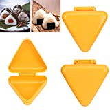 Heroneo® Triangle sushi Mold onigiri Rice Ball Bento Press Maker Japan Kitchen Tool New