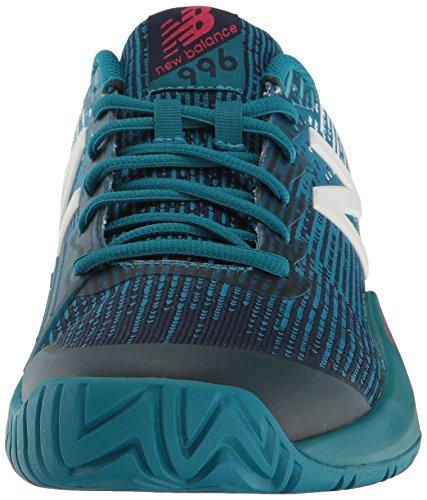 New Balance pour homme Mc996V3Chaussures de tennis bleu/vert