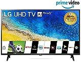 LG 108 cm (43 inches) 4K UHD Smart LED TV 43UM7290PTF (Ceramic Black)