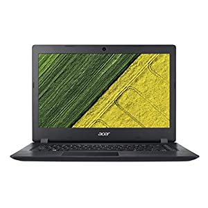 Acer Aspire ES 11 ES1-132-C27M 11.6-Inch Notebook - (Midnight Black) (Intel Celeron N3350, 2 GB RAM, 32 GB eMMC, Intel HD Graphics 500, Windows 10 Home)
