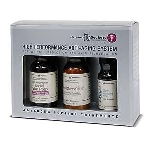 High Performance Anti-Aging System - 10% d'hexapeptide argirelin