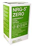 Notverpflegung NRG-5 ZERO Glutenfrei Survival 500g Outdoor Notration Notvorsorge | 9 Riegel Survivalnahrung...