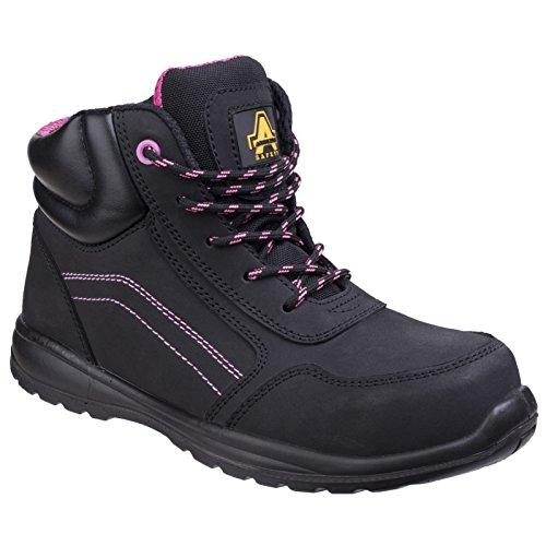 Amblers Sécurité Femmes As601 Ladies Composite Sécurité Bottes Chaussures Cuir