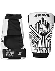 Brine Uprising Lacrosse Arm Pad (Large, White)