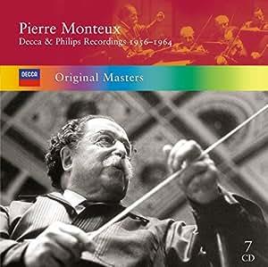Pierre Monteux Decca & Philips Recordings, 1956-1964