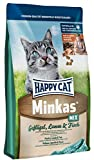 Happy Cat Cat Food Minkas Mix Dry, 10 kg