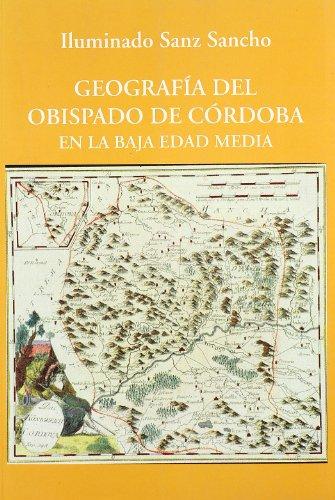 Geografía del Obispado de Córdoba en la Baja Edad Media