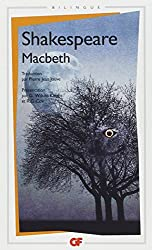 Macbeth : Edition Bilingue