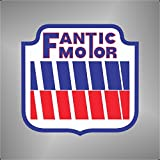 Adesivo Fantic Motor Moto GP Superbike Motorcycle Sticker