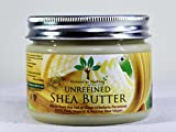Natural Or Nothing Raw Unrefined Organic Shea Butter (250 Grams)