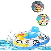Anillo de natación inflable anillo de natación Lianshi para niños niños bebé ...