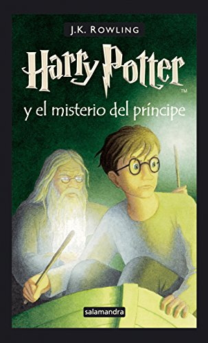 Harry Potter 6 misterio príncipe
