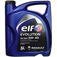 Elf 201030 Aceite Evolution RN-Tech 5W40