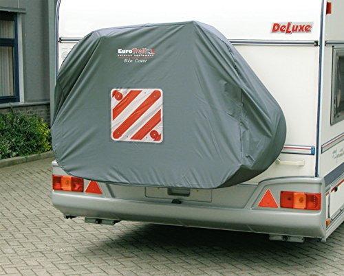 Eurotrail Motorhome Bike Cover 4 bikes Waterproof with, used for sale  Delivered anywhere in UK