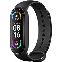 Xiaomi Mi Smart Band 6, Global Version, Aktivitätstracker, Sauerstoff-Erkennung im Blut, Herzfrequenzmesser…