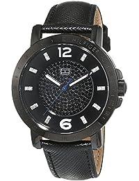 Tommy Hilfiger Damen-Armbanduhr Analog Quarz Leder 1781624